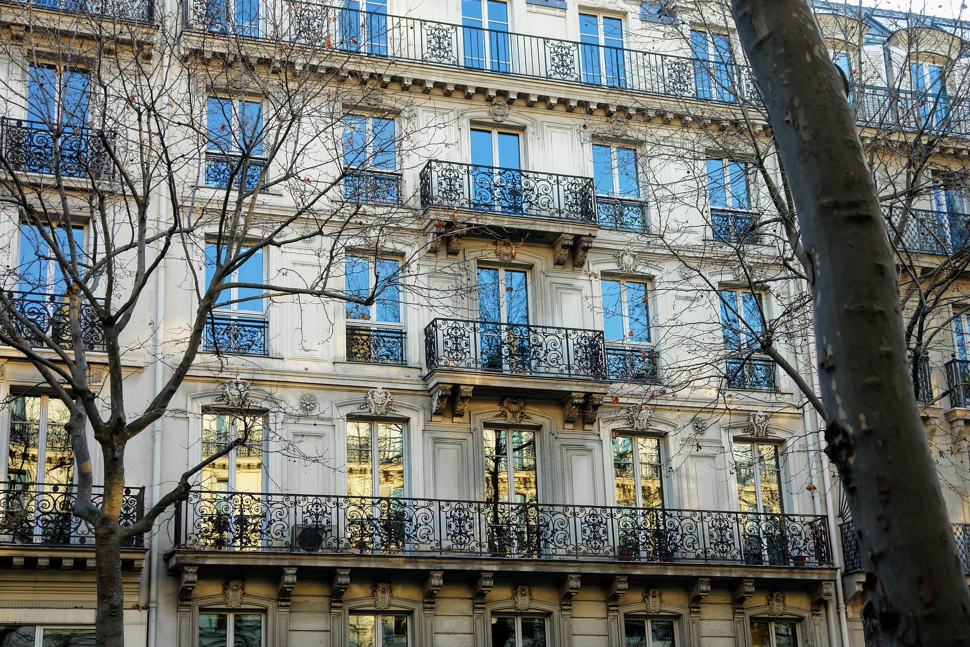 GTB Paris Syndicat copropriété